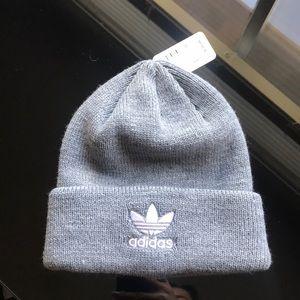 Adidas gray hat